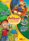 Adibou : coffret 2 jeux