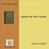 Créa-Clic : Les lettres de mon moulin (Edition adaptée)