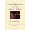 Noms et blasons des échevins de Paris