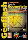 Géoflash, l'encyclopédie interactive de la géométrie