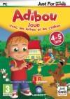 Adibou joue avec les lettres et les chiffres