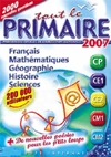 Tout le primaire 2007