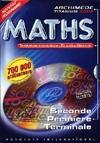 Archimède titanium : maths seconde / première / terminale
