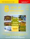 Zoo logique : 8 jeux de réflexion dans le monde animal