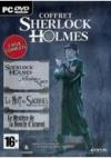 Coffret Sherlock Holmes : contre Arsène Lupin ; La nuit des sacrifiés ; Le mystère de la boucle...