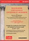 Bibliographie Louis Gabriel Michaud