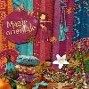 Studio scrap : kit Magie orientale