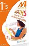 M comme maths : première ES