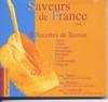 Saveurs de France : 650 recettes de terroir