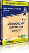 Méthodologie interactive en 6ème-5ème