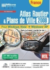 Atlas routier et plans de ville 2008 : France