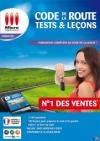 Code de la route : tests & leçons ; livre du code