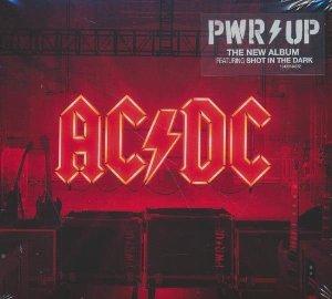 Power up / AC-DC | AC/DC. Chanteur