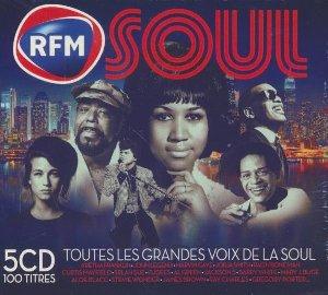 RFM soul, toutes les grandes voix de la soul | Blacc, Aloe (1979-....). Chanteur