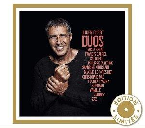 Duos | Clerc, Julien (1947-....). Chanteur