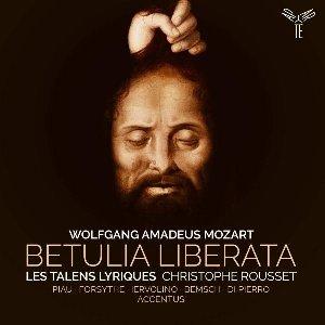 Betulia liberata | Mozart, Wolfgang Amadeus. Compositeur