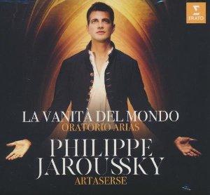 La vanita del mondo | Jaroussky, Philippe. Chef d'orchestre