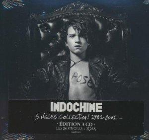 Singles collection 1981-2001 | Indochine (Groupe de rock). Interprète