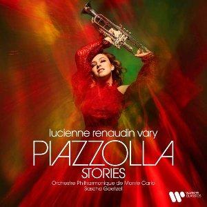 Piazzolla stories | Renaudin-Vary, Lucienne. Interprète