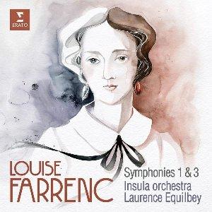 Farrenc - Symphonies 1 & 3 | Farrenc, Louise. Compositeur