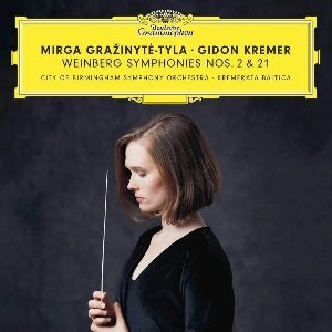 Weinberg symphonies nos. 2 & 21 |