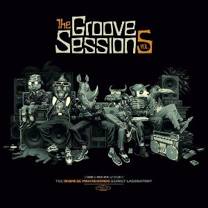 The Groove sessions : vol . 5 | Chinese Man