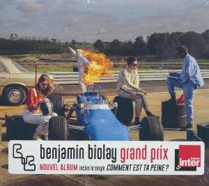 Grand prix | Biolay, Benjamin