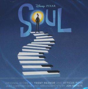 Soul : BO du film d'animation de Pete Docter et Kemp Powers |