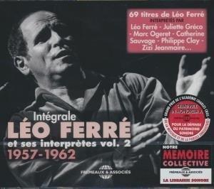 Intégrale Léo Ferré et ses interprètes : vol.2