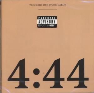 4.44 : this is his 13th studio album