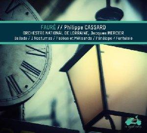 Ballade ; 3 nocturnes ; Pelléas et Mélisande... [etc.]