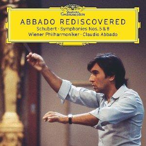 Abbado rediscovered : symphonies n° 5 & 8