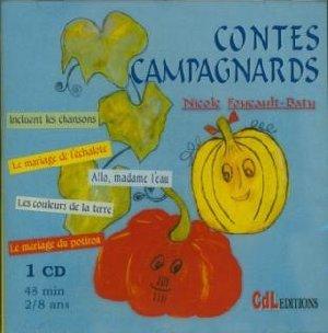 Contes campagnards : incluant les chansons