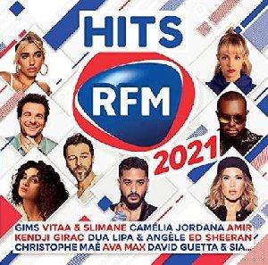 Hits RFM 2021 / Julien Doré ; Kendji Girac ; David Guetta ; Vianney ... [et al.] | Dore, Julien