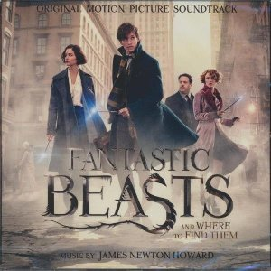 Fantastic beasts and where to find them : BO du film de David Yates