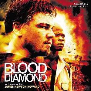 Blood diamond : BO du film de Edward Zwick