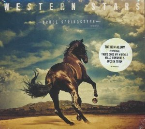 Western stars / Bruce Springsteen | Springsteen, Bruce (1949-....). Interprète