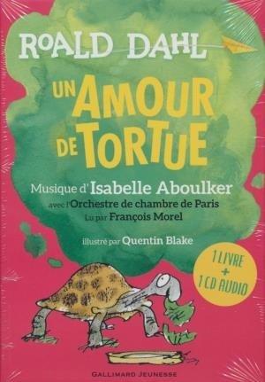 Un amour de tortue / Roald Dahl | Dahl, Roald. Auteur