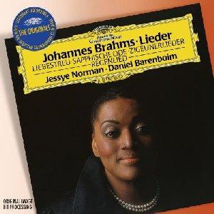 LIeder / Johannes Brahms | Brahms, Johannes. Compositeur