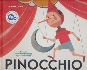 Pinocchio / Edouard Signolet | Signolet, Edouard. Auteur