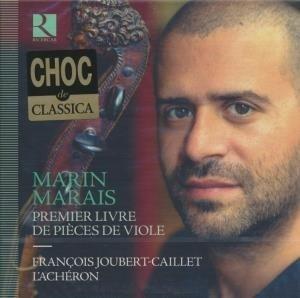 Premier livre des pièces de viole / Marin Marais | Marais, Marin. Compositeur