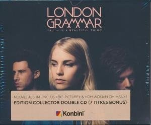 Truth is a beautiful thing / London Grammar | London Grammar