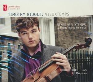 Complete works for viola = Intégrale de l'oeuvre pour alto / Henri Vieuxtemps | Vieuxtemps, Henri. Compositeur