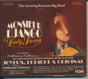 Monsieur Django et Lady Swing / histoire de Bernard Villiot | Villiot, Bernard. Auteur