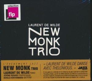 New Monk trio / Laurent de Wilde, p | Wilde, Laurent de. Musicien