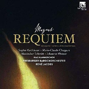 Requiem / Wolfgang Amadeus Mozart | Mozart, Wolfgang Amadeus. Compositeur