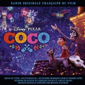 Coco : BO du film de Lee Unkrich / Michel Lerousseau   Lerousseau, Michel