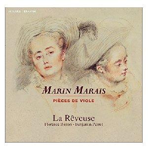 Pièces de viole / Marin Marais | Marais, Marin. Compositeur
