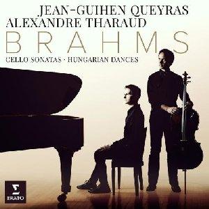 Cello sonatas. Hungarian dances / Johannes Brahms | Brahms, Johannes. Compositeur