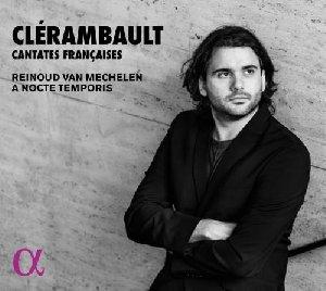Cantates françaises / Louis Nicolas Clérambault | Clerambault, Louis Nicolas. Compositeur